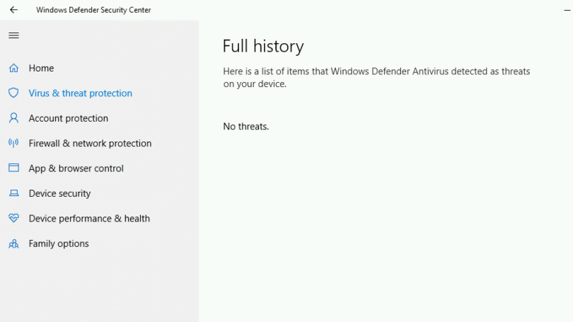 Windows Defender Bypass