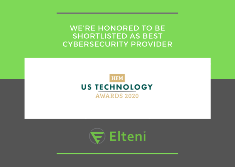 HFM US 2020 Awards - Elteni (Hedge Fund Service Provider Award)