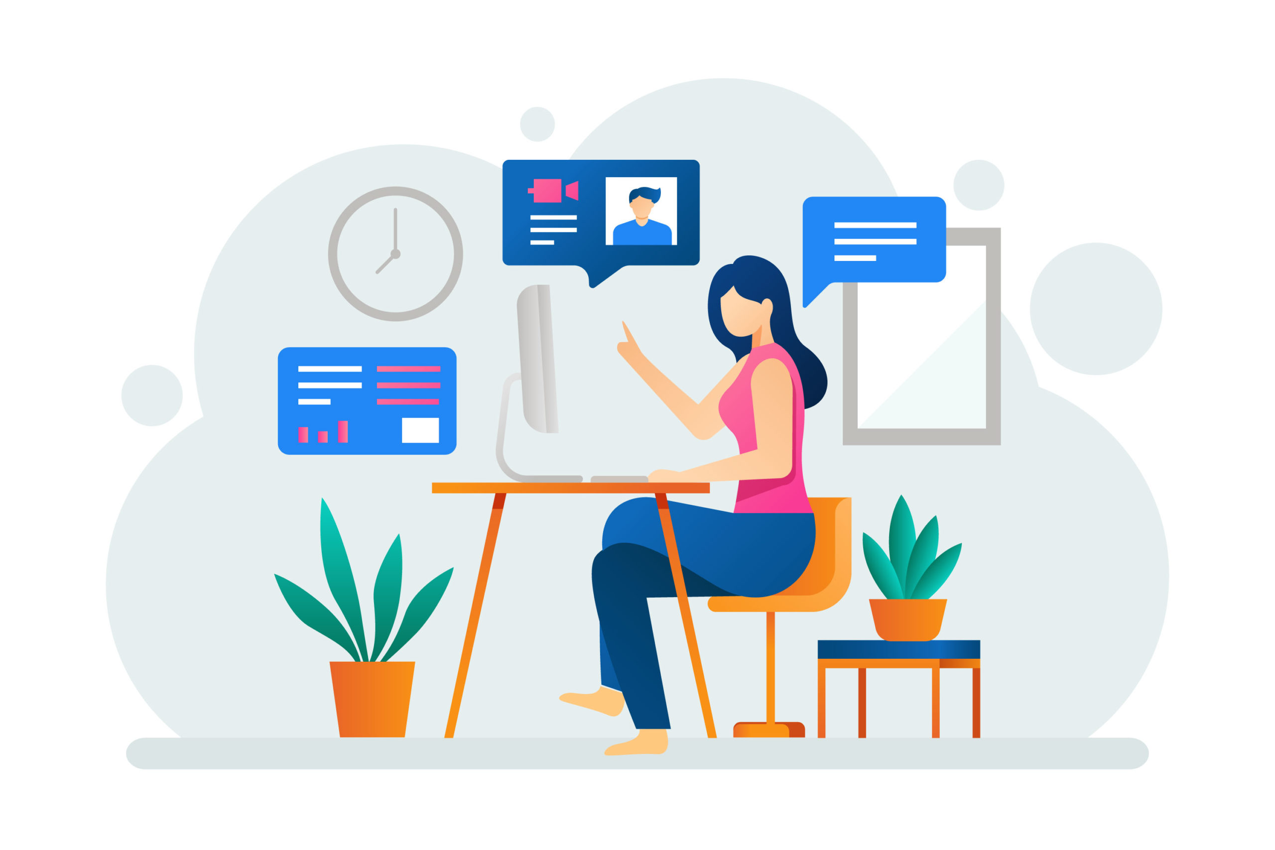 Work From Home Asset Management