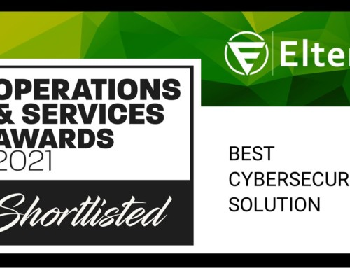 Elteni is shortlisted for Best Cybersecurity Solution – 2021 Fund Intelligence Operations and Services Award